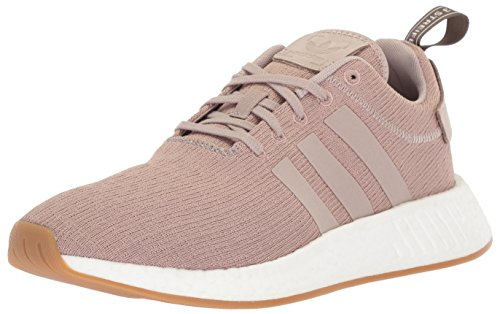 adidas Originals Men's NMD_R2 Running Shoe, Vapor Grey/Vapor Grey/Taupe, 9.5 M US -