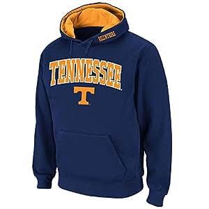 Mens NCAA Tennessee Volunteers Pull-over Hoodie (Team Color) - 2XL