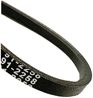 3L Section Rubber 3//8 x 34 OC D/&D PowerDrive 3L340 V Belt 3//8 x 34 OC