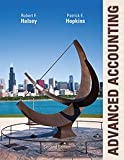 Advanced Accounting, Robert Halsey and Patrick Hopkins, 1618530429