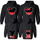 Mickey and Minnie Disney Family Set - Matching Disney Clothes with Disney Design