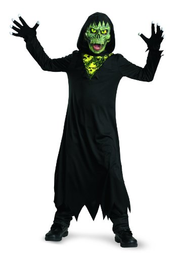 Glow Away Grim Reaper Costume - 1