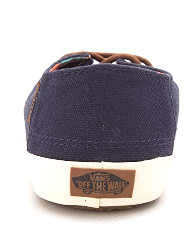 Vulc SF Mens Blue Dress Sneakers Top Fashion Vans Rata Marshmallow Slip Low on Etwqd4nT