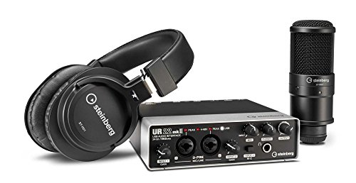 Steinberg 스테인버그 올인원 세트 UR22mkII Recording Pack