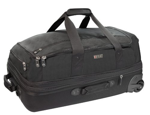 ecbc-falcon-wheeled-rolling-26-inch-duffle-bag-black