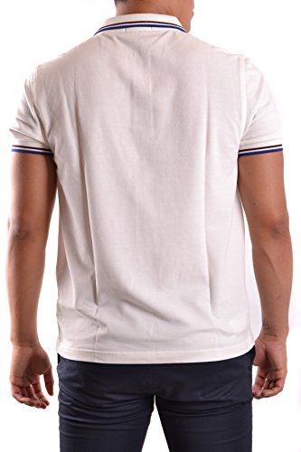 Fred Perry Herren Mcbi128072o Weiss Baumwolle Poloshirt