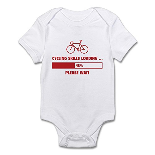 CafePress Cycling Skills Loading Bodysuit