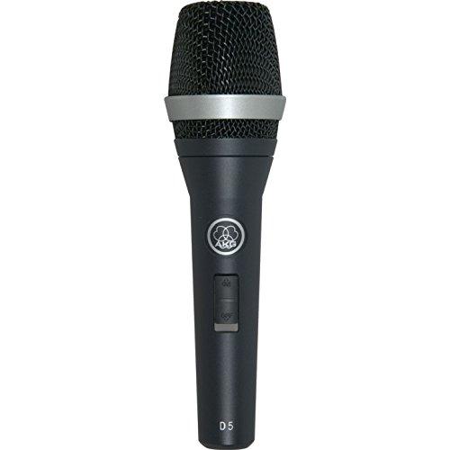 AKG Pro Audio Black (D5S) ()
