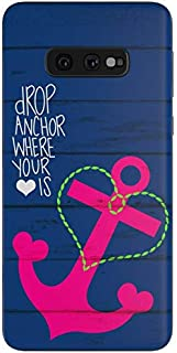 product image for Drop Anchor Protective Decal Sticker for Samsung Galaxy s10e - Scratch Proof Vinyl Skin Wrap Thin Edge Line Cover and Made in USA