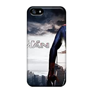 Pretty MWu2276bwZo Iphone 5/5s Case Cover/ The Amazing Spider Man 2012 Series High Quality Case