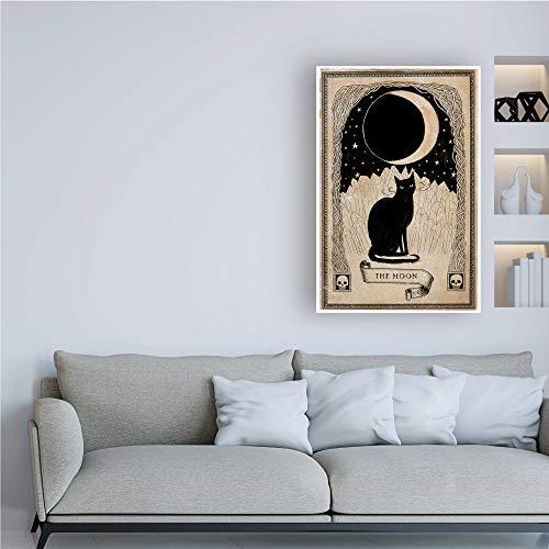 Trademark Fine Art Fortune Tarot II by Victoria Borges, 30x47 by Trademark Fine Art (Image #2)