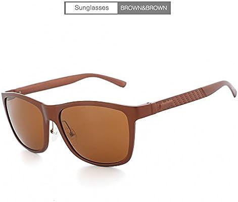 vente professionnelle beauté style de la mode de 2019 Perfect Home Vintage Square Sunglasses Men Polarized ...