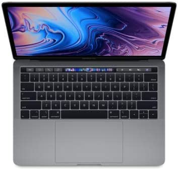 """Apple 13"""" MacBook Pro with Touch Bar, Intel Core i5 2.4GHz, Plus 655, 16GB RAM, 512GB SSD"""