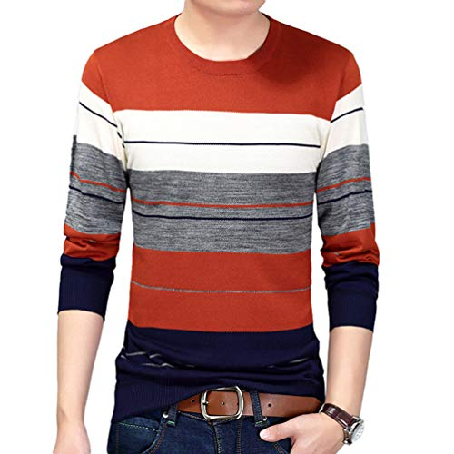 Hiver Automne V Slim Pullover Longues Chaud En Image19 À Manches Tricot Tops Hommes Comme Sweater Zkooo Col Pull xw6qZCcp