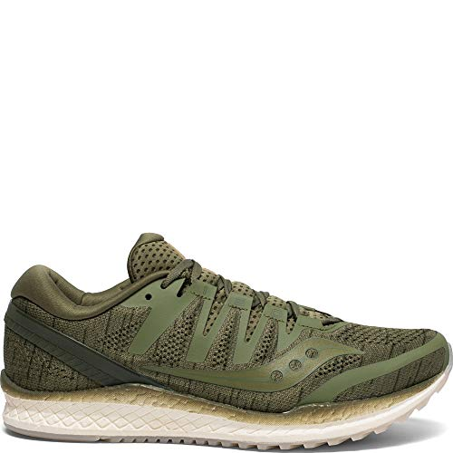 Saucony Freedom ISO 2 Men 9.5 Olive Shade