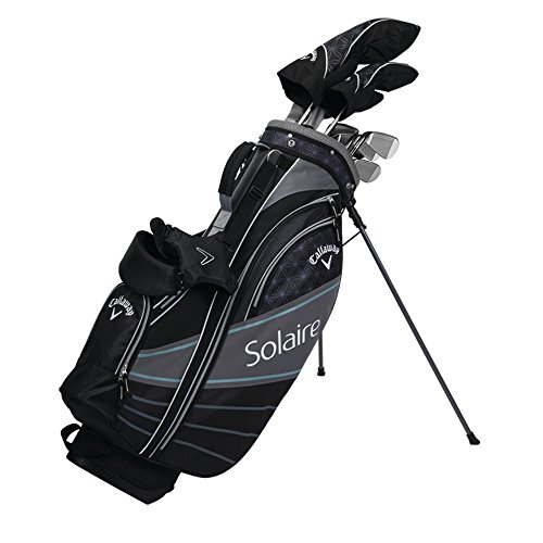 Callaway Women's Solaire Sport Complete 11-Piece Golf Set, Right Hand, Steel