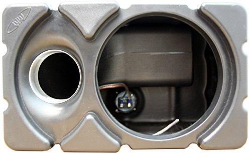 Marine Audio Boat Custom Fit 10 Subwoofer Enclosure Box Waves and Wheels MS-R