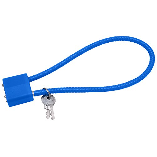 Gunmaster CA DOJ Approved Cable Lock in Package, 15-Inch
