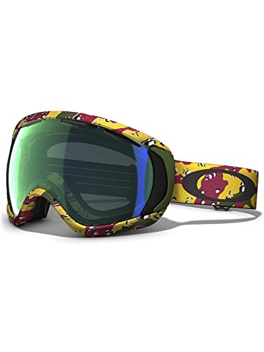 Oakley Canopy Tanner Hall Signature Series Snow Goggle with Emerald Lens (Snow Signature Goggles)