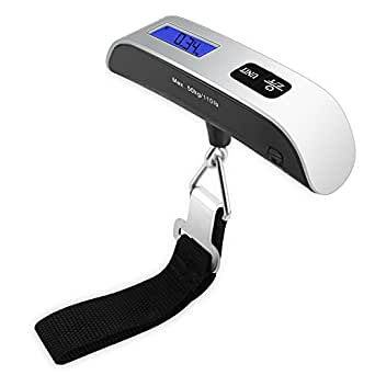 Amazon.com | Zebre Digital Hanging Luggage Scale, Rubber