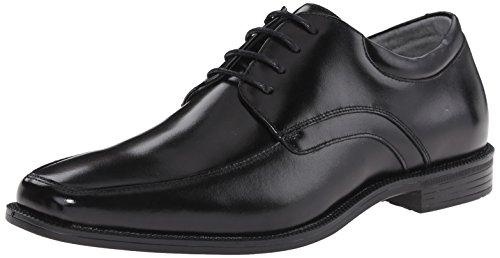 Florsheim Mens Forum Moc Toe Oxford  Black  8 3E Us