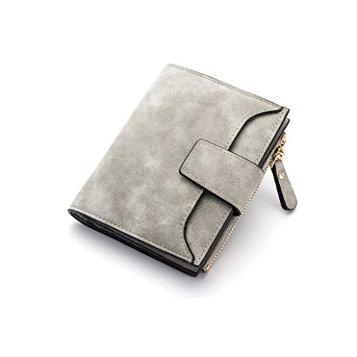Leather Women Wallet Hasp Small And Slim Coin Pocket for sale  Delivered anywhere in Canada