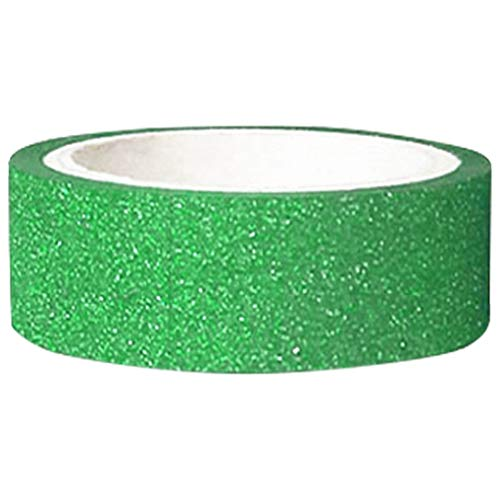 (High Glitter Tape Sticky Paper Masking Adhesive Tape Label DIY Craft Home Decor )