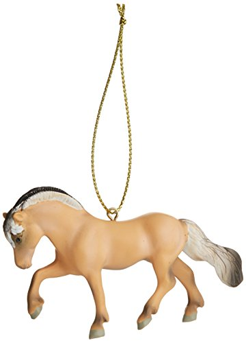 """Enesco Trail of Painted Ponies """"Little Big Horse"""" Stone Resin Horse Ornament, 2"""""""