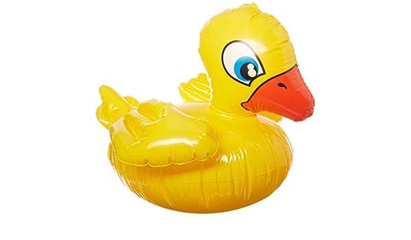 Bewild B002869LWC 18 & Quot Duck - Pato Hinchable de Goma ...