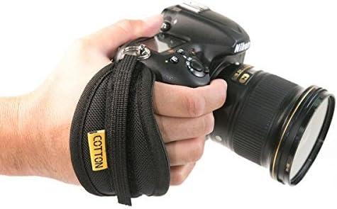 Cotton Carrier 801 Chs Gurt Für Dslr Schwarz Kamera