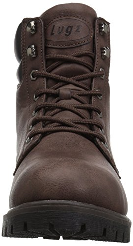 Nile Coffee Lugz Black Fashion Men's Boot Hi Pfw6qz