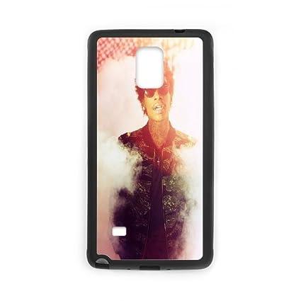 4562f99cac {Wiz Khalifa Series} Samsung Galaxy Note 4 Coque Wiz Khalifa Porter Lunettes  de soleil