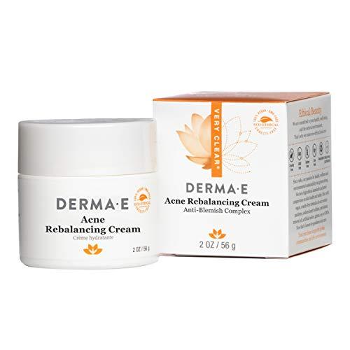 (DERMA E Very Clear Moisturizing Anti-Blemish Cream 2oz)