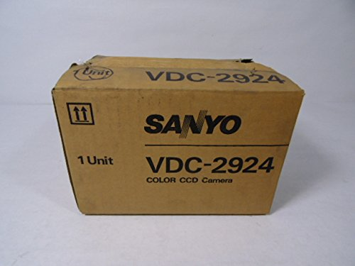 (Sanyo VDC-2924 Colour Security CCD Camera)