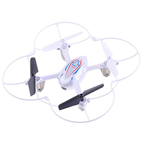 Syma X11C RC Quadcopter with Camera & LED...