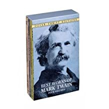 Best Works of Mark Twain: Four Volumes