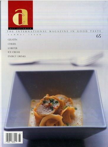 Download Art Culinaire 65: Summer 2002 [ The International Magazine in Good Taste ] PDF