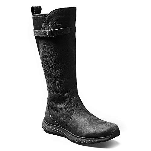 Eddie Bauer Women's Lodge Boot, Black Regular 8M