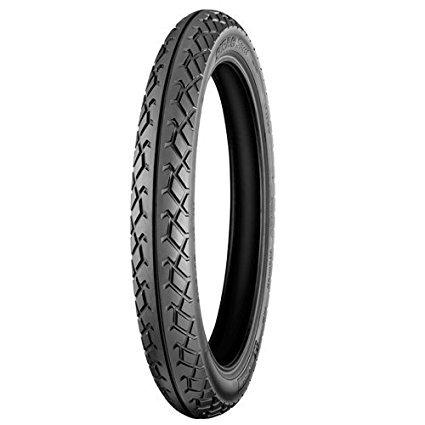 Michelin Sirac Street 3.25-19 54P  Tube-Type Bike Tyre, Front