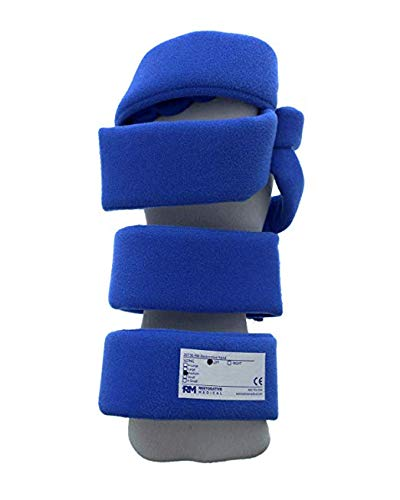Restorative Medical Hand Brace | Resting Hand & Wrist Night Splint w/Flo-Form - Corrective, Supportive Brace for Comfort & Pain Relief by Restorative Medical (Image #6)