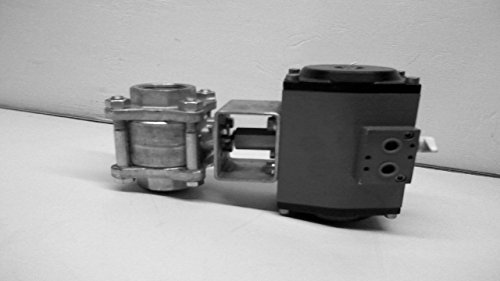 Kf Contromatics Pa 500 Dls M5 Pneumatic Actuator 150Psi Max Pa 500 Dls M5 from K F Contromatics