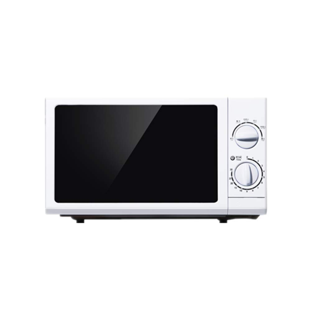 KOUPA Retro Countertop Microwave Oven, with 9 Auto Menus Position-Memory Turntable, Eco Mode, and Sound On/Off