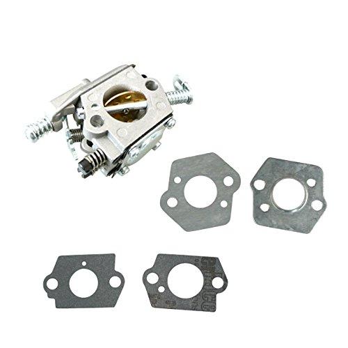 JRL Carburetor Carb Intake Shim Gasket For Stihl 021 023 025 MS210 MS230 MS250 (Shim Gasket)