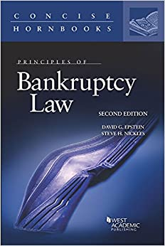 Principles of Bankruptcy Law (Concise Hornbook Series)