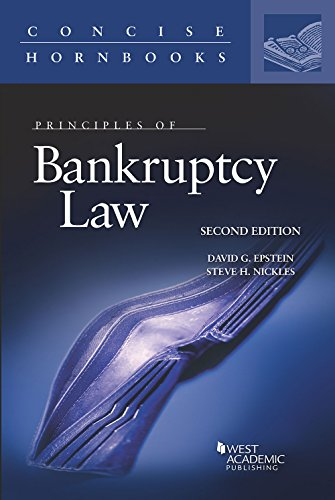 Prin.Of Bankruptcy Law:Concise Handbook