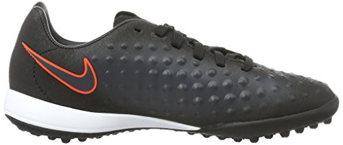 Nike Jr Magistax Opus Ii Tg, Botas de Fútbol para Niños Negro (Black / Black)
