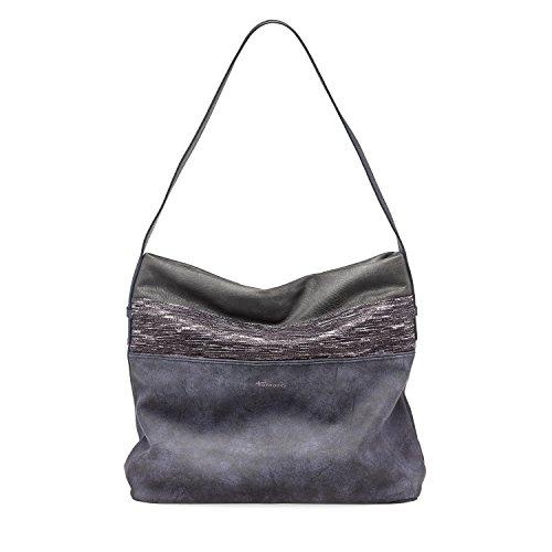 Tamaris KHEMA Hobo Bag, Borsa a tracolla Donna 35 x 33 x 13 cm (BxHxT)