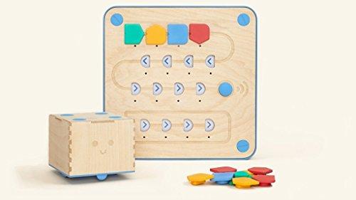 3歳児でもオモチャでプログラミングを学習できる「Cubetto」 [並行輸入...