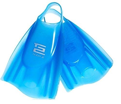 Hydro Tech 2 Swim Fins - Ice Blue - X-Small