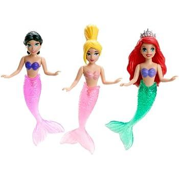 Amazon.com: Accesorio Princesas Disney, baño de Ariel ...